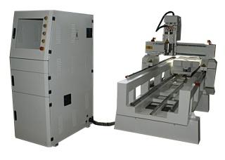 4-х координатный фрезерный станок M5024G с ЧПУ (Диаметр изделий - до 500 мм)