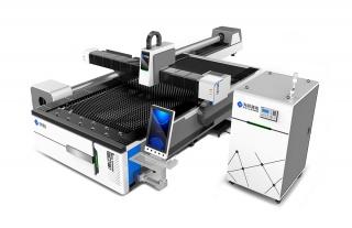 Волоконный лазер для резки металлических листов и труб TC-F3015T/2000 Raycus