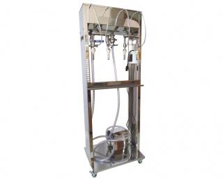 Аппарат для розлива молока и молочных продуктов Filler GM
