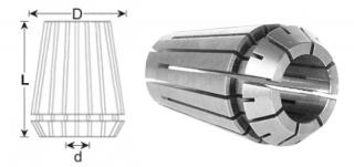 Цанга ER16-10 (DIN 6499B)