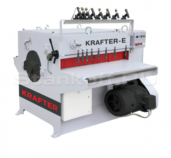 Кромкообрезной станок KRAFTER-E