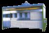 Покрасочная кабина сухого способа фильтрации ОКС 0215