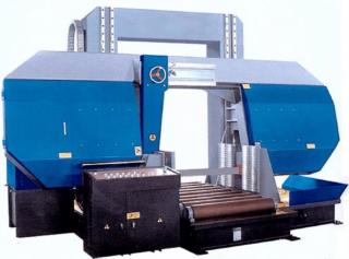 Ленточнопильный полуавтоматический станок SBS-1200