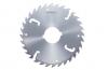 Пила дисковая твердосплавная многопильная GE 500*50*4,8/3,5 z18+6 F-S