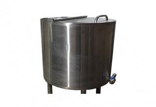 Пищевая емкость для приемки и хранения молока Е-14000