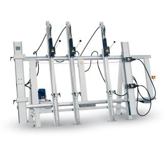 Гидравлическая вайма для сборки столярных конструкций Griggio GS-3