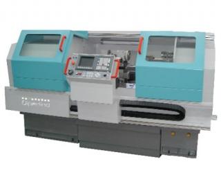 Станок токарный по металлу с ЧПУ CKE 6156Z/2000