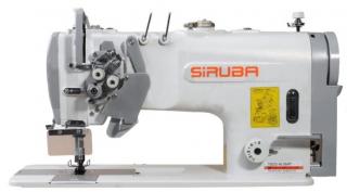 Двухигольная промышленная швейная машина SIRUBA T8200-75-064H