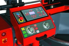 Полуавтоматический ленточнопильный станок KMT 800 KSA