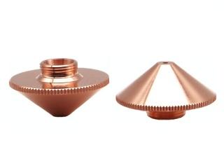 Оригинальное одинарное сопло 2,5 мм Worthing WSX CT-D-25 для оптоволоконного лазерного резака