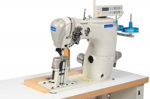 Промышленная колонковая швейная машина GARUDAN GP 614-143H