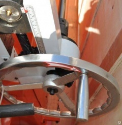 Электромеханический листогиб трехвалковый ESR-1300х4.5
