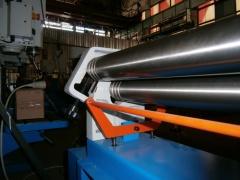 Трехвалковый вальцовочный станок ESR 2025