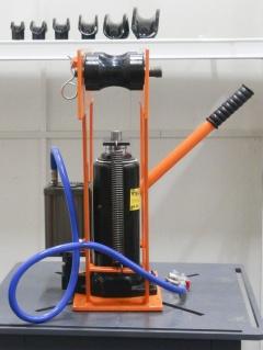 Трубогиб пневмогидравлический HB-12Q