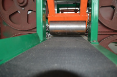 Станок ленточнопильный делительный для распиловки лафета и бруса СД2