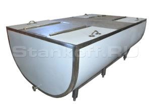 Ванна для производства творога ВТ-2000