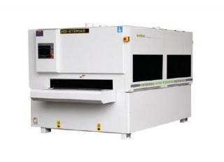 Автоматический рельефно-шлифовальный станок проходного типа MSE-KING 1000 V2H2R2