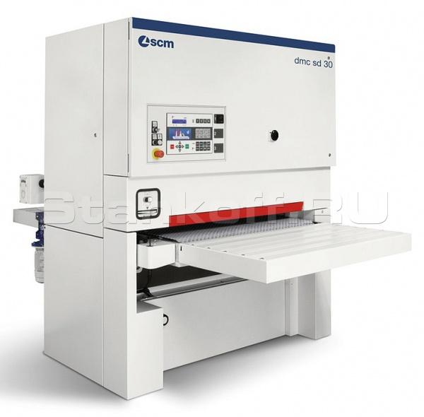 Автоматический калибровально-шлифовальный станок DMC sd 30 RCS 110