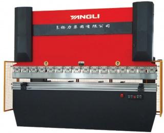 Пресс листогибочный гидравлический FOG 160/3200