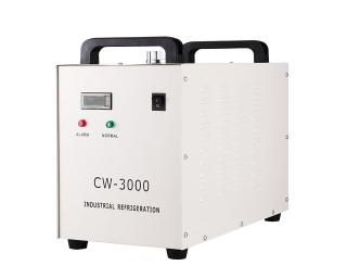 Чиллер для лазерного станка S&A CW-3000AG