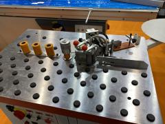 Криволинейный кромкоблицовочный станок MFC360