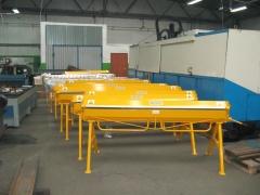 Механический листогиб EuroMaster LBA 3007