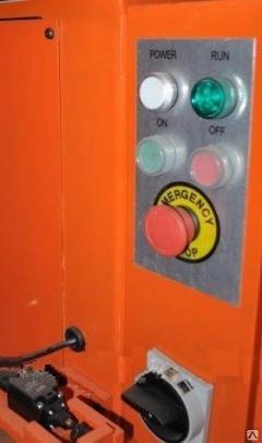 Электромеханические вальцы трехвалковые ESR-1300х2.5
