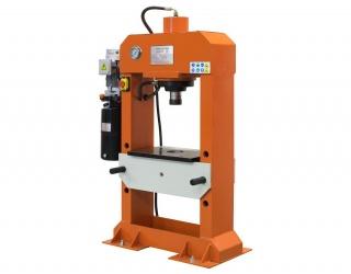 Электрогидравлический напольный пресс HP-63