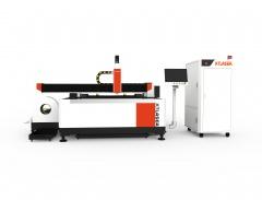Станок волоконной лазерной резки листового металла и труб XTC-FT1530/1000 IPG