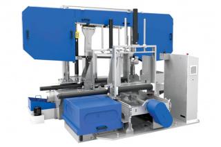Станок ленточнопильный автоматический CUTERAL CAB 550 PLC