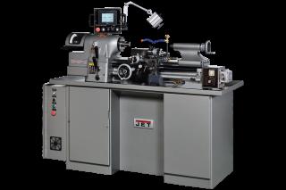 Высокоточный инструментальный токарный станок JET JTL-618DTC DRO