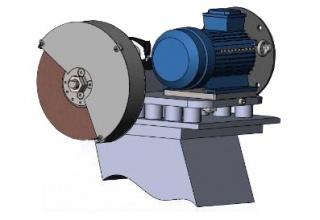 Головка шлифовальная для токарного станка ВГР-300РД