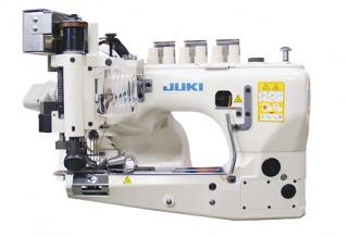 Промышленная швейная машина двойного цепного стежка со свободным рукавом JUKI MS-3580SF1SN
