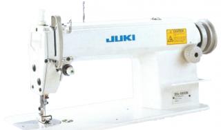 Прямострочная промышленная швейная машина с увеличенным челноком JUKI DDL-5600NJ