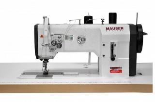 Двухигольная прямострочная промышленная швейная машина Mauser Spezial MA1246-6/01