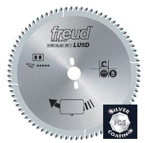 Пила Freud для пиления цветных металлов LU5D 0400