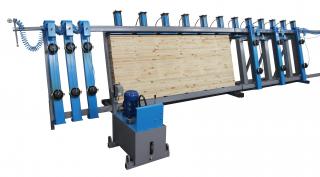 Пресс гидравлический SLH250-6GRP