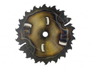 Пила дисковая 600 x 50 x 6,3/4,1 Z = 18 + 6 PI-130 SMD Series 1