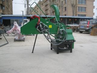 Измельчитель древесных отходов BOXER WC-8H