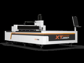 Оптоволоконный лазерный резак по металлу XTC-1530S/1000 Raycus