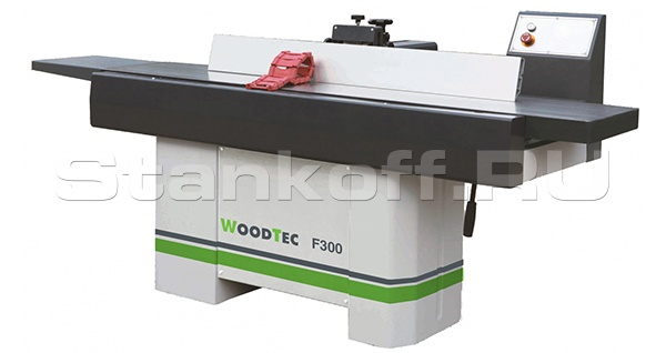 Станок фуговальный WoodTec F 300