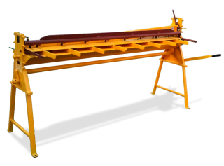 Ручная гильотина для резки металла MZG 1510