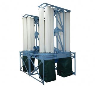 Установка для удаления мелкодисперсной пыли УВП-П 6000К (с автоматической регенерацией фильтров)