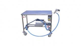 Дозатор жидких и вязких продуктов для горячего розлива 071ГР