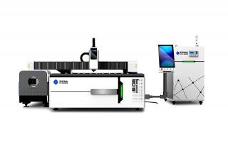 Оптоволоконная лазерная установка для резки листов и труб TC-F4015T/2000 IPG