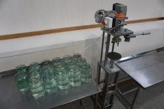 Закаточная машина для стеклянных банок ЗБ-600