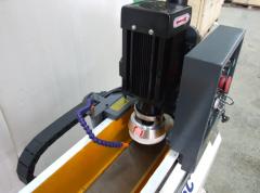 Станок для автоматической заточки плоских ножей с магнитной плитой MF256С