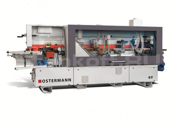 Станок для облицовывания кромок Ostermann 6TM