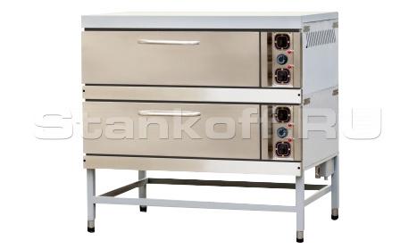 Шкаф пекарский 2х-секционный ШПЭнмр-2
