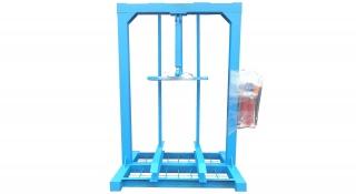 Гидравлический пресс для резиновой плитки ГП-3000